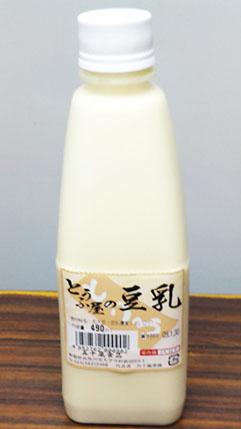 豆腐屋の豆乳