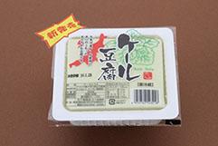 ケール豆腐